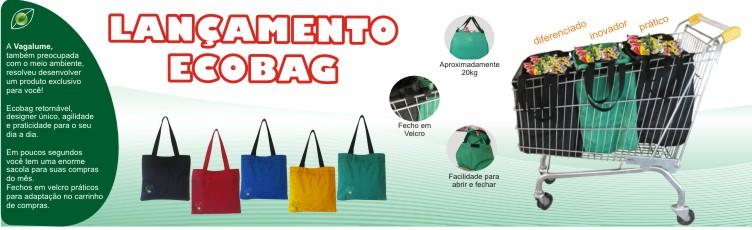 Ecobag Sustentável Personalizada